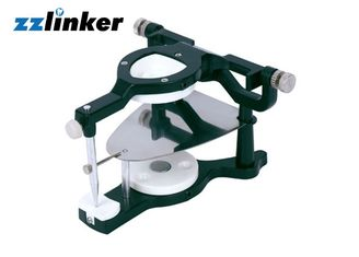 Adjustable Magnetic Denture Articulator Blue / Green Color Metal Material Big Size