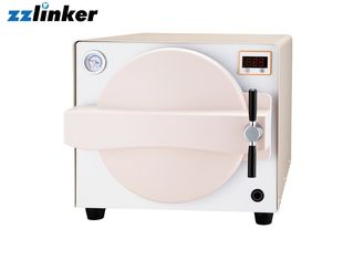 Medical Laboratory Portable Dental Autoclave 18L Water Supply Auto Drainage