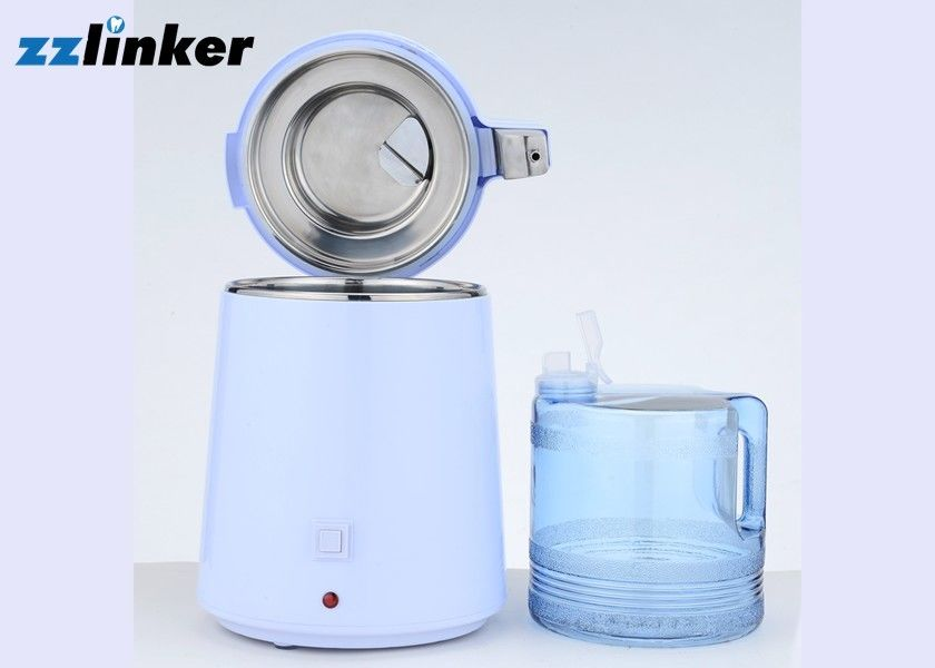 Mini Dental Autoclave Sterilizer , Stainless Steel Water Distillers For Home Use